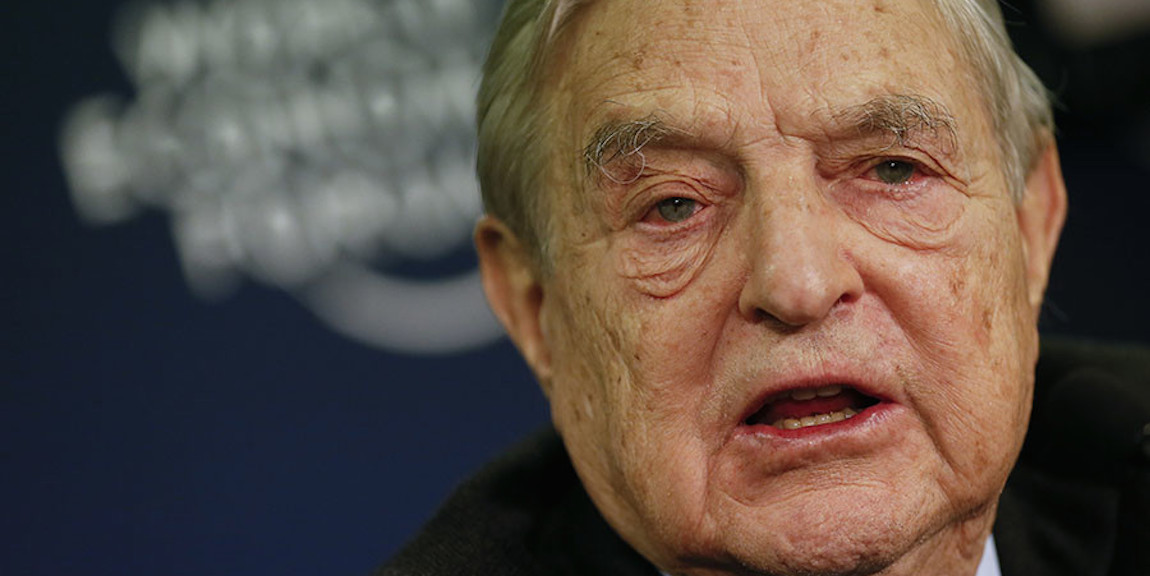 SOROS: Gov. Watchdog Says He's Bankrolling Campaign To Amend Ireland's Constitution