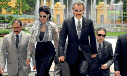 Saudi Authorities Tell Al-Waleed Bin Talal He'll Need To Pay At Least $6 BN For His Freedom