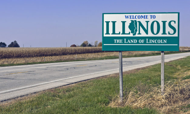 Illinois Answer To Pension Crisis – Sell $107 Billion Of It's Debt
