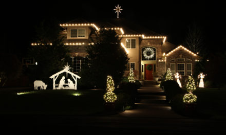 Family Ordered To Take Down Jesus Christmas Display After Neighbor Said It Was 'Offensive'