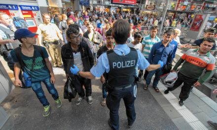'Rape Safe Zone' Implemented During Germany NYE Because of Past Migrant Assaults
