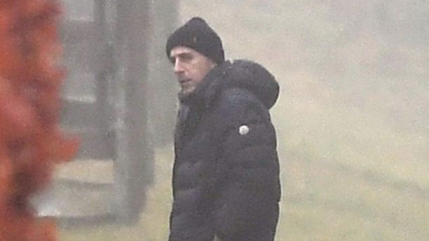 Disgraced Matt Lauer And Ringless Wife Spotted At Horse Farm