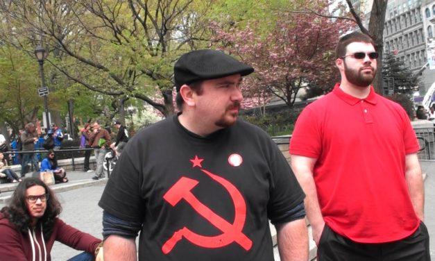 Why Millennials Embrace Marxism