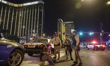 Why So Long?   FBI Chief Expecting Las Vegas Shooting Report By Anniversary