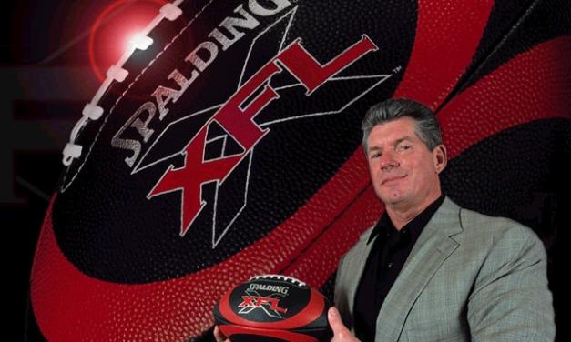 XFL Return: Making American Football Great Again?