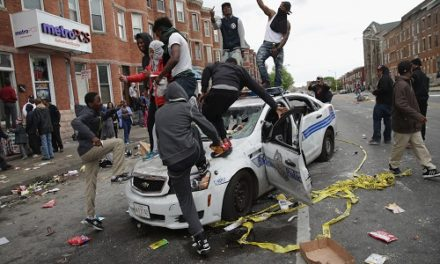 New Killings-Per-Capita Set in Baltimore