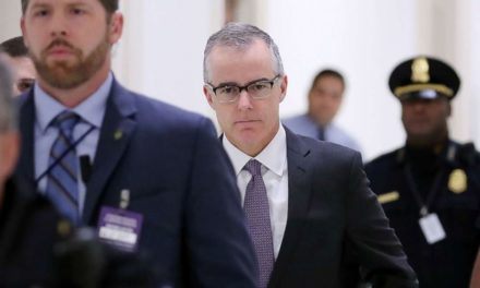FBI Told To Preserve McCabe Emails Regarding Trump Election By House Judiciary Committee