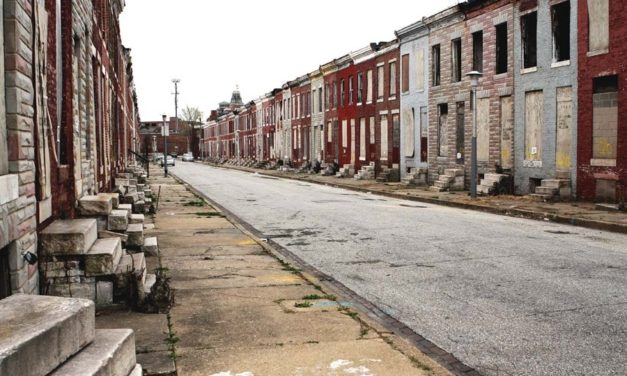 One Neighborhood In Baltimore Has Highest Vacancy Rate Across Nation
