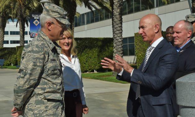 Washington Post Chief Propagandist For Military-Industrial Complex?