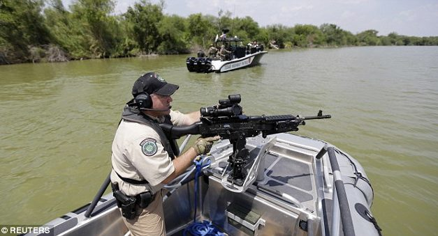 Trump Ramps Up Hiring Of Border Police