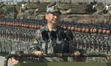 "Xi Urged Chinese Military To ""Be Ready For War"