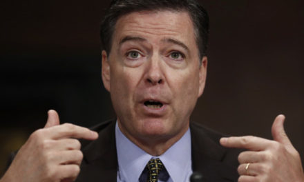 Comey To Congress: FBI Didn't Think Mike Flynn Lied