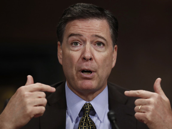 BOMBSHELL: At Least One Of The Four Memos Comey Passed To NYT Contained Classified Info