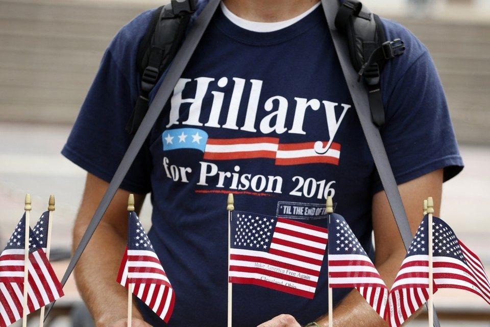 "DOJ ""Taking Fresh Look"" At Hillary Email Scandal"