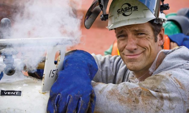 "Mike Rowe Destroys Woman Who Wants Him Fired For Being A ""Right Wing Conservative"""