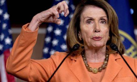 Pelosi: Hit by Democrat, Hits a Democrat, Gobsmacked by a Memo- WAR!