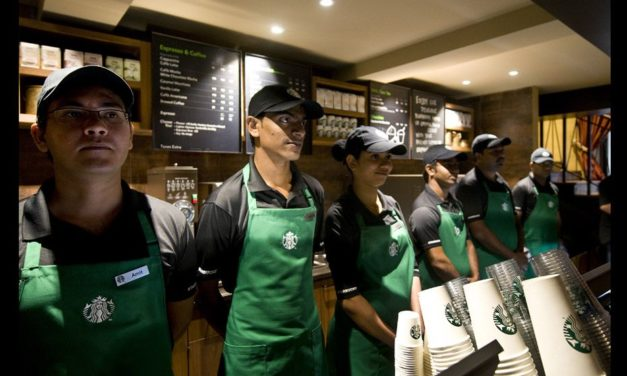 Starbucks Plans To Spend $250 Million On Benefits For Employees