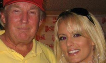 FAKE NEWS: Porn Star Denis Reports She Was Paid To Stay Silent, Says Trump Was 'Gentlemen, Professional, Gracious'