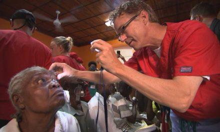 Rand Paul Defends Trump | 'Trump Gave Charity That Allowed Him To Help Haitians Eyesight'
