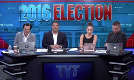 LOL: The Young Turks Gets Hit With Racial Discrimination Suit From Black Reporter