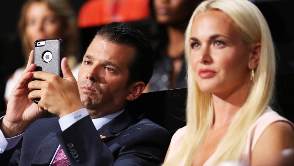 Vanessa Trump Went To Hospital (As A Precaution) After White Powder Found In Envelope