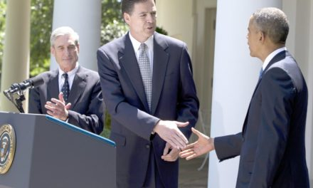 In Email Then President Obama Asked Comey 'To Inform Him If Anything Changes In How We Share Classified Information With The Incoming Team. Comey Said He Would.'