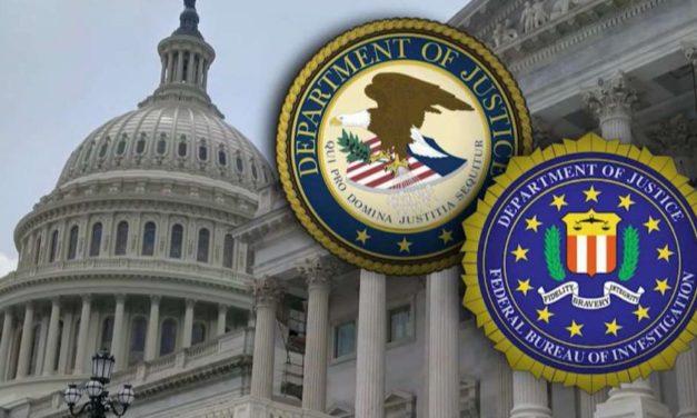 "DOJ & FBI Under ""Criminal Investigation"" Reason For Memo Blocked Says Former Fed. Prosecutor"