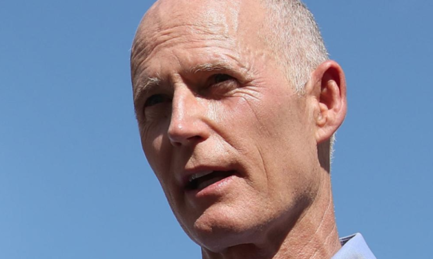 Governor Of Florida Rick Scott Wants FBI Head Wray To Step Down Over 'Mis-Handlings'